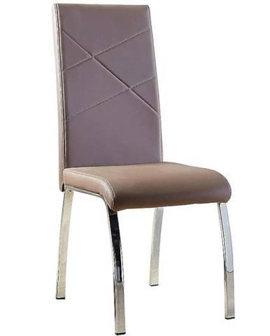 Židle Komfort hnědá u-13 tc_1224