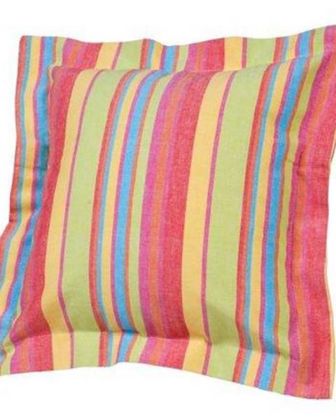 ŠKODÁK Dekorační polštář Indie, vzor 10, 40x40