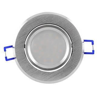 Bodové světlo LED Olal -IO84WWS2-200 3,5W stříbrné