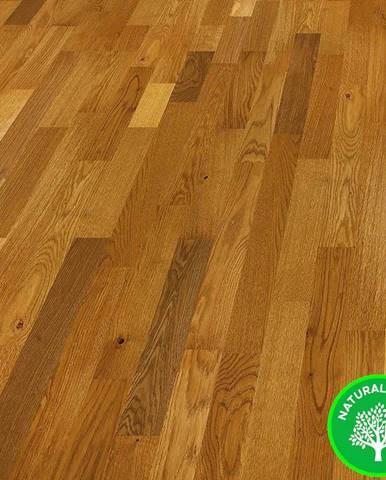 Dřevěná podlaha Barlinek dub zlatý 3LAM 14x207x1092