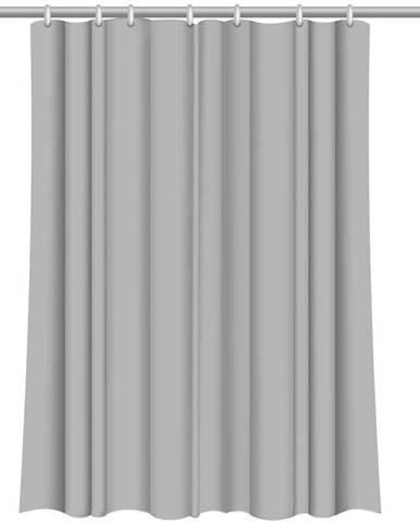 Sprchový závěs Star 180x200 šedý