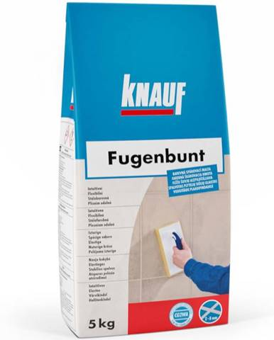 Spárovací hmota Knauf Fugenbunt bahama 5 kg