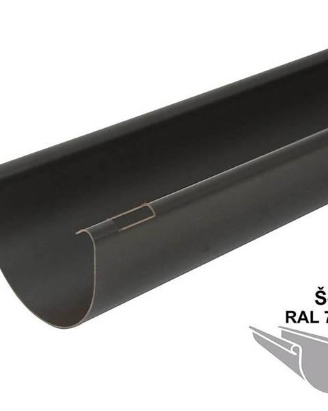 Marley Okapový žlab rg 75 2 m šedá