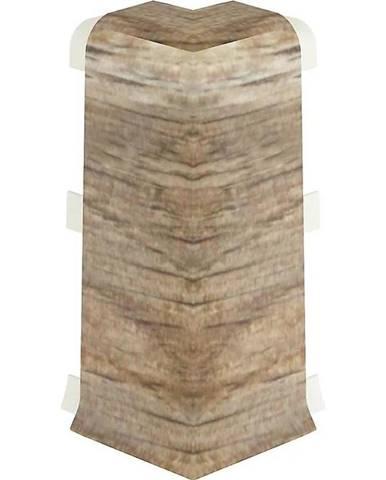 Rohová spojka vnější Esquero 610 dub žaludový 2ks