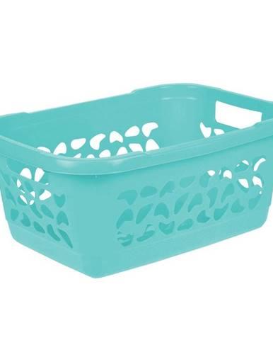 Prádelní koš Jost 32 L modrý