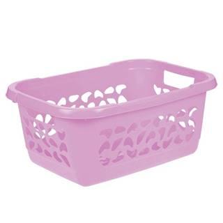 Prádelní koš Jost 32 L liliový