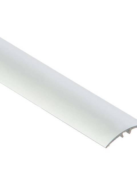 PARQUET MERCADO Přechodový profil LW 30 1,8m stříbrný