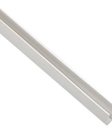 Rohový Profil Samolepící  PVC Bílý Mat 40x15x1000