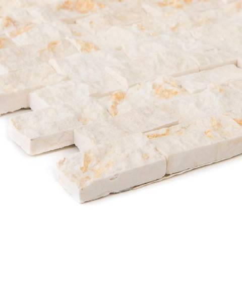 EURO STONE Mozaika marmor sunny beige Brick 53315 32x32