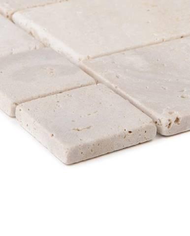 Mozaika Travertin ivory romischer verband 49066 30,5x30,5