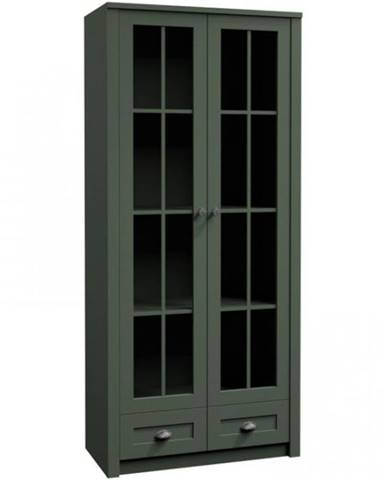 Vitrína Prowansja 90cm Green, W2S
