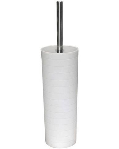WC štětka Strips bílá