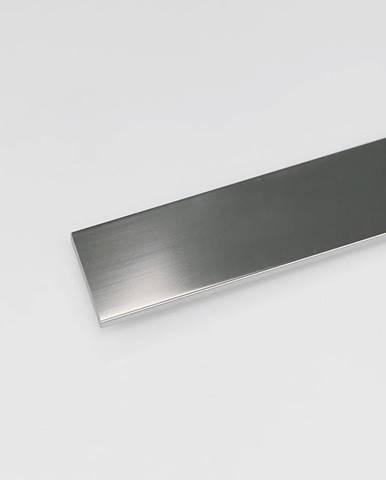 Profil plohý hliník chrom 20x2000