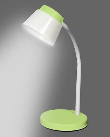 Stolní lampa LED 1607 5W ZELENA LB1