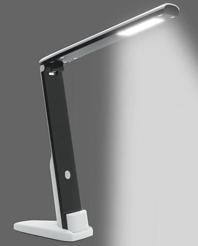 Stolní lampa LED H1601 5W CERNA-BILA LB1