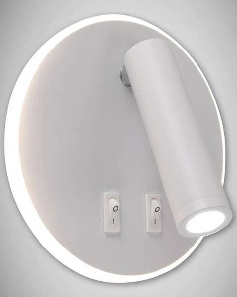 BAUMAX Svítidlo Otello LED C 6W+3W bílý 03722 K1