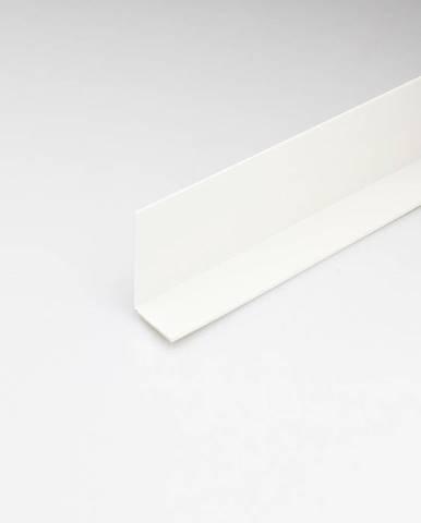 Rohový Profil PVC Šedý Satén 10x10x1000