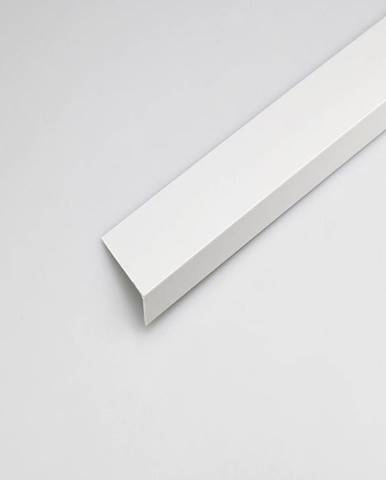 Rohový Profil PVC Šedý Satén 40x10x1000