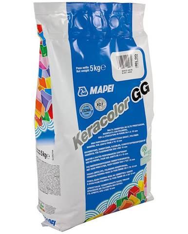 Spárovací hmota Mapei Keracolor GG 111 stříbrošedá 5 kg