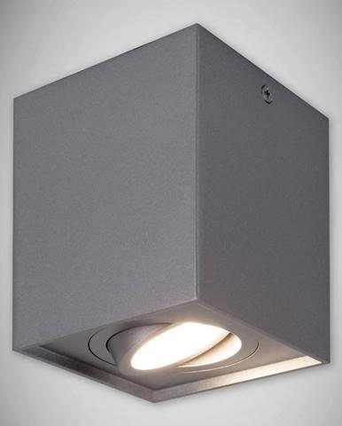 Svítidlo Hary D GU10 stříbrný 03715 K1