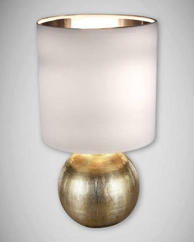 Svítidlo Perlo E14 gold/bílý 03291 LB