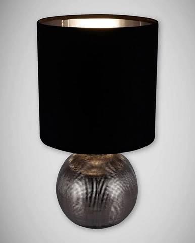 Svítidlo Perlo E14 stříbrný/černá 03290 LB
