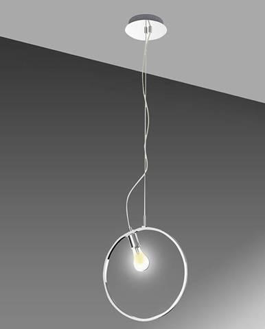 Svítidlo A0024-320 Skiros 35 1x60W E27 LED+12W LED chrom 4000K