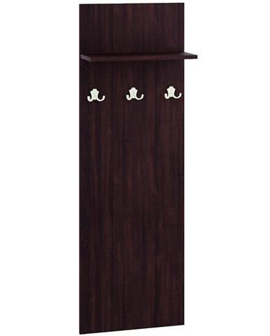 Věšáky Orlando 06 46cm Wenge