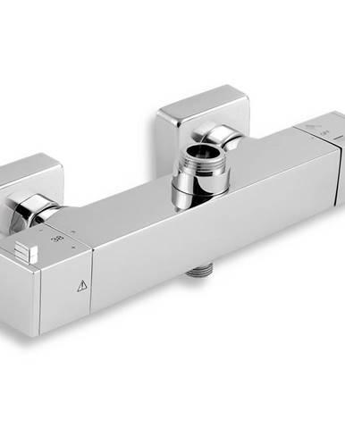 Sprchová termostatická baterie s dolním a horním vývodem 150 NOVASERVIS 2862/1,0