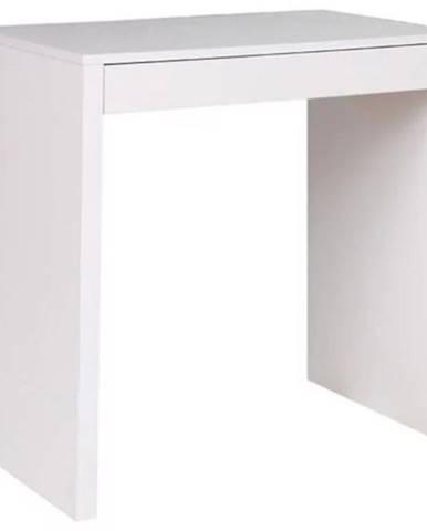 Psací Stůl 80 cm Bílá