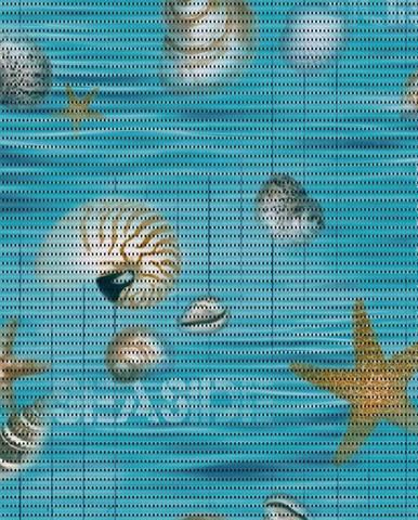 Aqua podložka 80x50