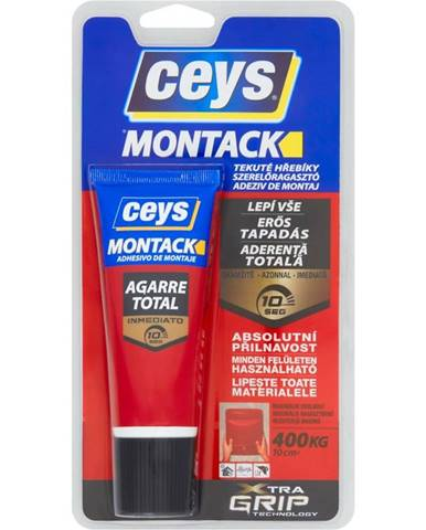 Montážní lepidlo Ceys Montack tekuté hřebíky 100 g