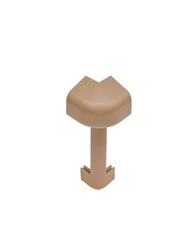 Rohová spojka vnější1ks NWO 107 karamel