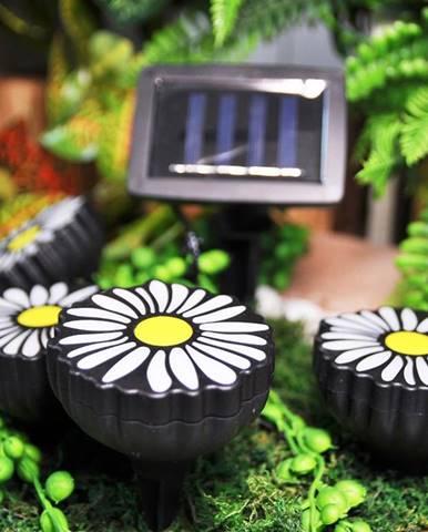 Solární svítidlo Květina ID-358231