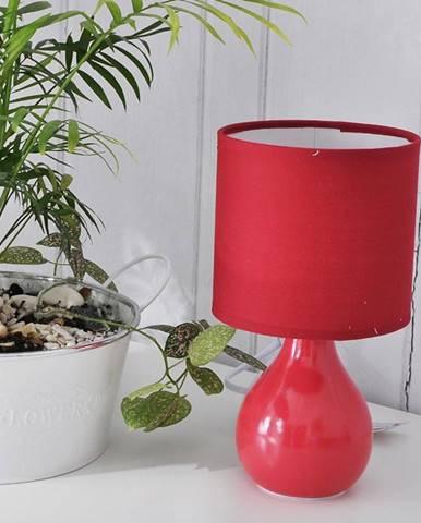 Stolní lampa JT899-6 Červená LB1