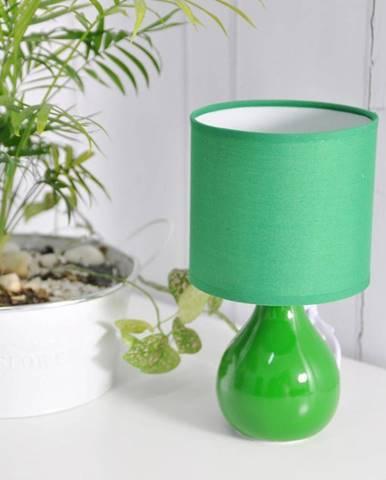 Stolní lampa JT899-7 Zelená LB1