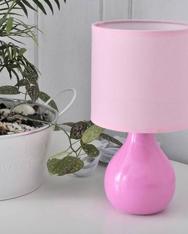 Stolní lampa Růžová LB1