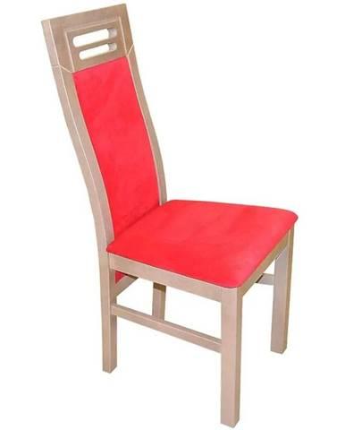 Židle W17 Dub Lanýž