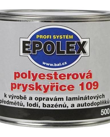 Epolex Polyester 109 + iniciátor 0,5kg