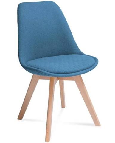 Židle Hugo Hex Modrá
