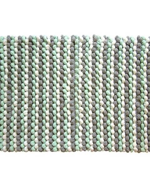 BAUMAX Kobereček Mosaic šedo-mátový 50x80cm