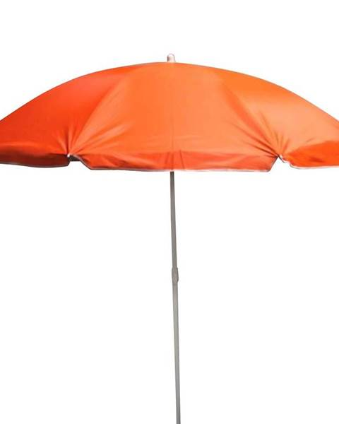 BAUMAX Zahradní slunečník 180cm oranžový