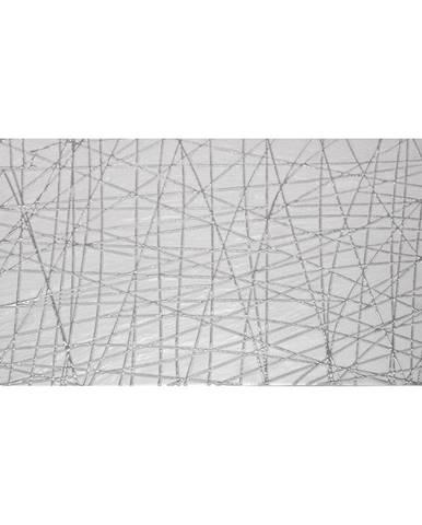 Dekor Pizarra Blanco Lines Luster 30/60