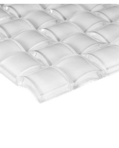 Mozaika 3d white 78523 25,6x25,6x0,8-1,2
