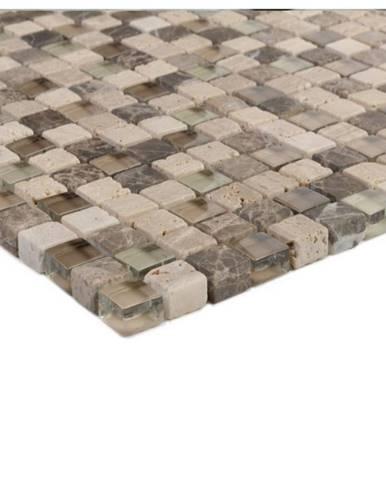 Mozaika combi castanho 78745 30x30x0,8