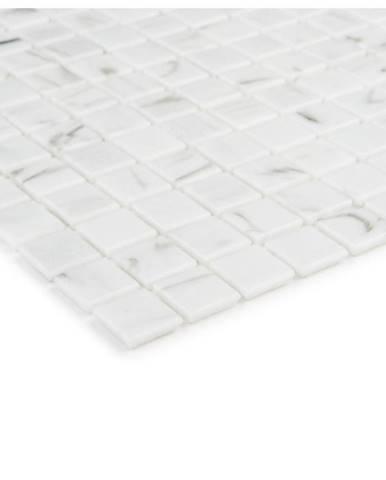 Mozaika weiss Marmoriert 65592 32,7x32,7x0,4
