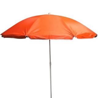 Zahradní slunečník 180cm oranžový