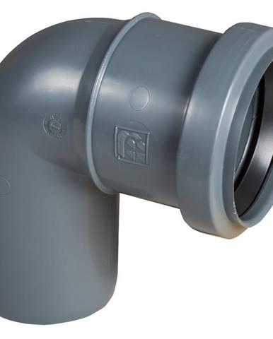 Koleno šedé 40 mm x 90