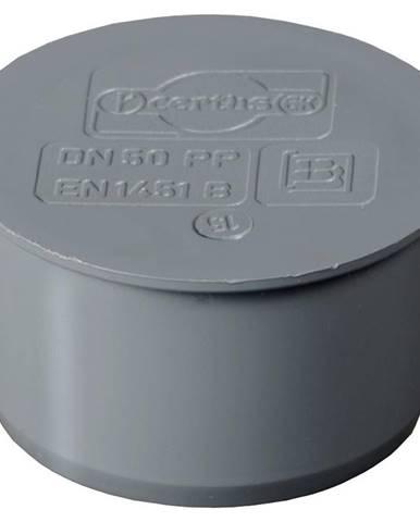 Korek šedý 110 mm