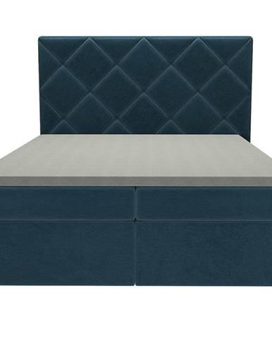 Postel Reja 160x200 Monolith 77 s vrchni matrací Topper